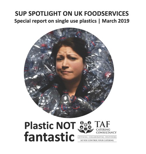 TAF reports on plastic