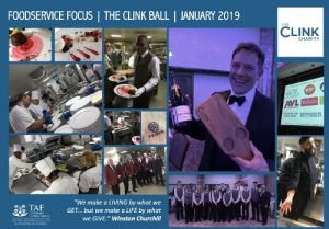 Foodservice focus - The Clink Ball